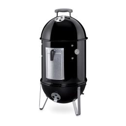 731004 - Weber Smokey Mountain Cooker 57cm Black